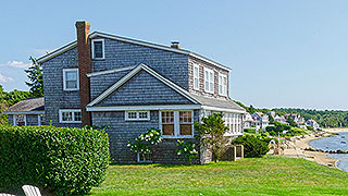 House on Buzzards Bay