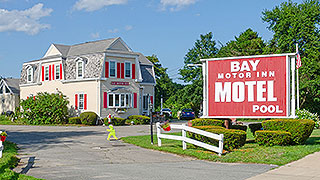 Bay Motel, Bourne MA